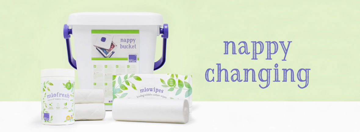 B2C category page banner nappy changing